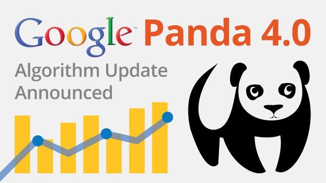 Panda oppdatering for søkemotor